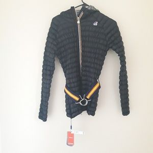 COPY - K-way Thermo Slim Fit Puffer Jacket.